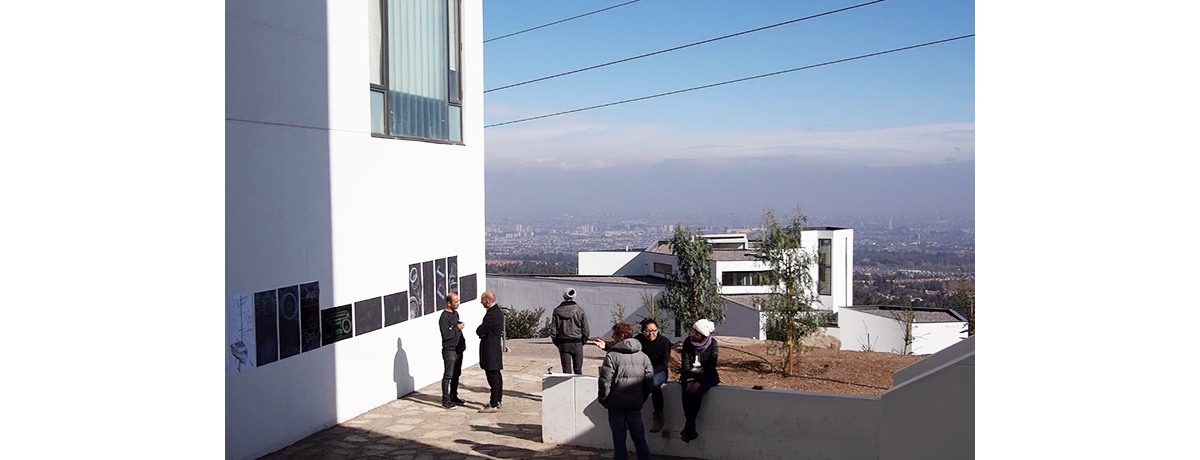 A few moments from the pre-launch events in Santiago, Chile