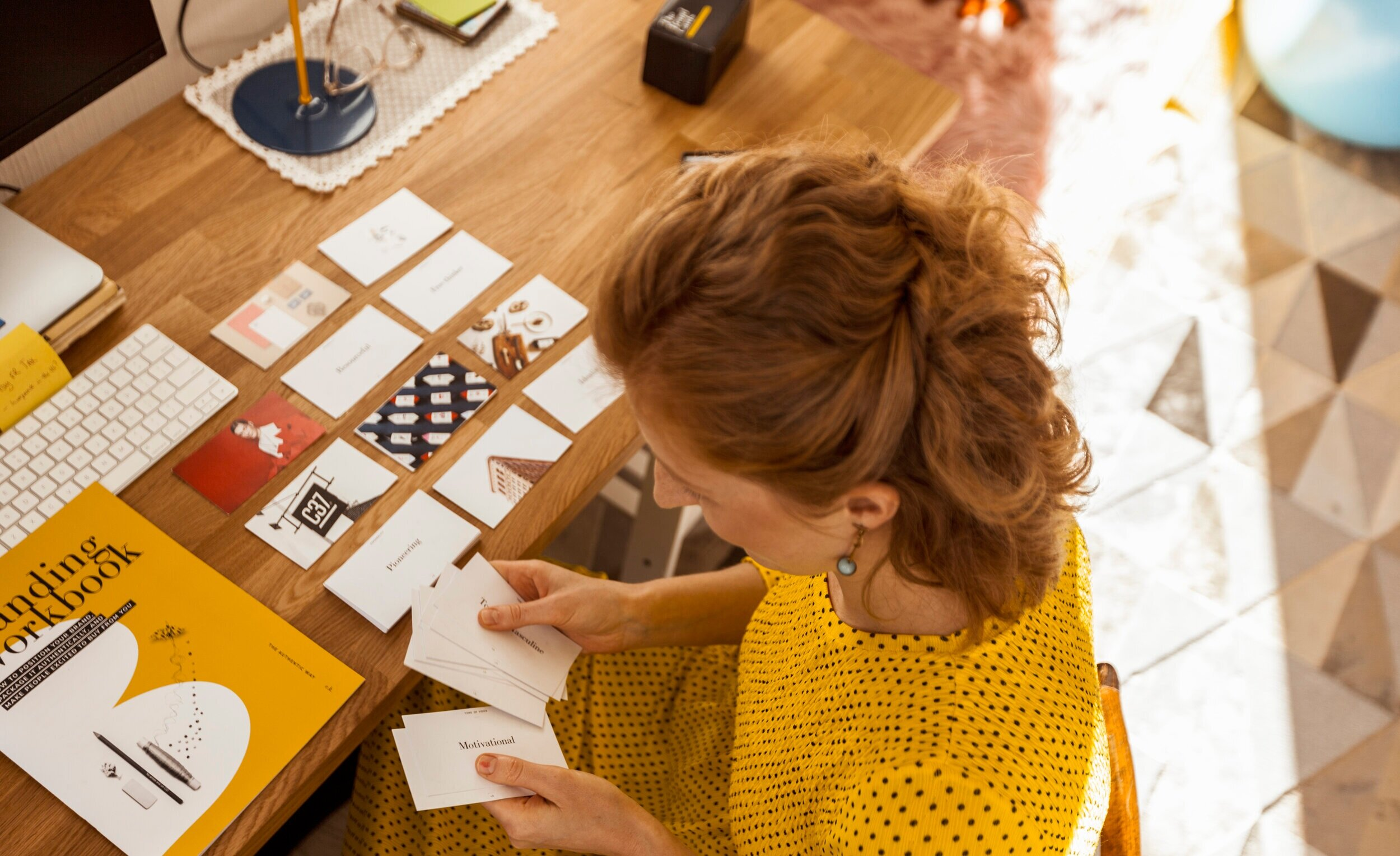 Getting started with the Brand Cards