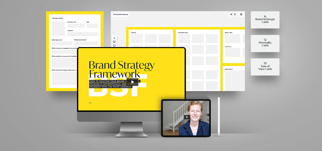 Introducing the Brand Strategy Framework