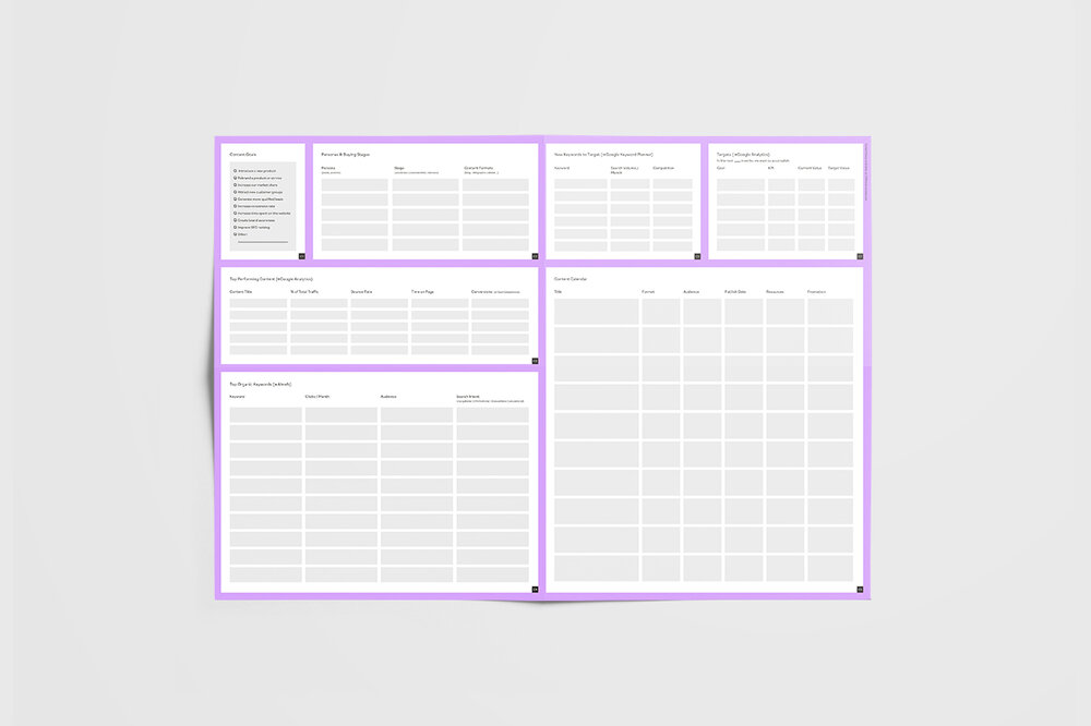 Download the free Content Canvas  here