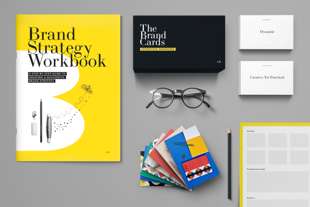 Shop  The Brand Strategy Kit >