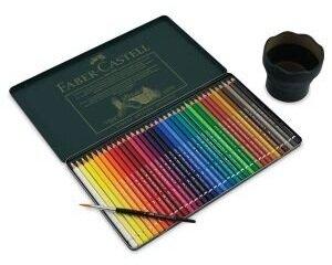 Get the Faber-Castell Albrecht Durer  Watercolor Pencil Set >