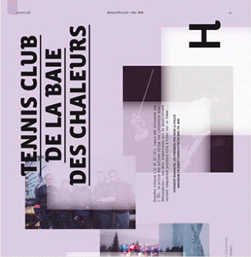 Poster designed by  Collectif 5M  (France).