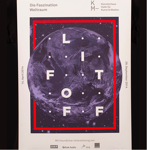 Lift Off  by Joris Rigerl, Elias Tinchon, Christina Morell, Ivan Filippi and Martin Mackinger (Austria).