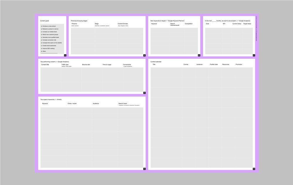 Download the Content Canvas